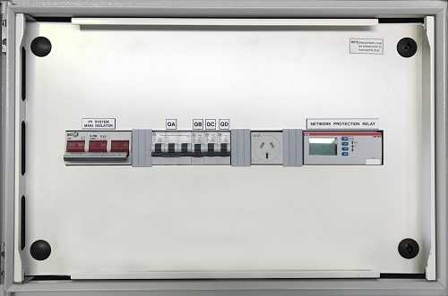 ABB 30kW Solar Protection Relay