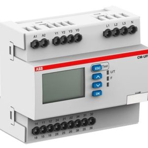 30kW ABB Solar Protection Relay ABB CM-UFD.M33