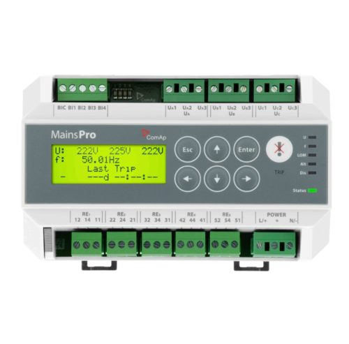 ComAp MainsPro Solar Protection Relay 30kW